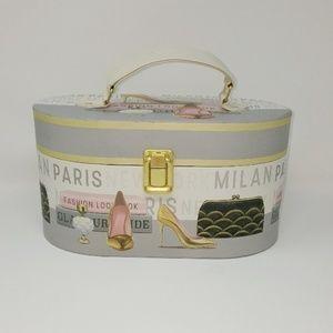 Marco Fabiano Jewelry Box Train Case